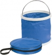 COLLAPSIBLE BUCKET BLUE&WHITE