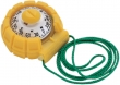 HAND BEARING COMPASS YELLOW