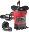 BILGE PUMP1000 GPH 3/4IN HOSE
