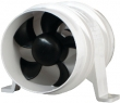 TURBO 4000 SERIES II IN-LINE BLOWERS WATER RESISTANT 12V