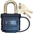 WEATHER PROOF STEEL PADLOCK