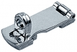 CHROME ZINC SWIVEL HASP-3 INCH