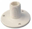 NYLON FIXED ANTENNA BASE(WHITE
