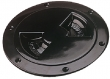 DECK PLATE- SCREW OUT 6IN BLK