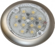 LOWPROFILE LIGHT LED SS 3 3/8