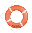 24  ORANGE RING BUOY W/O STRAP