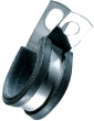 1/2  S/S CUSHION CLAMPS (10)