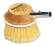 5  ROUND SOFT BRUSH (YELLOW)