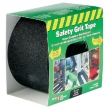 TAPE - BLACK GRIT 4 IN X 60 FT