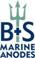 Logo B&S Anodes 552045b