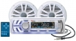 PACK REPRODUCTOR MEDIA DIGITAL AM/FM/MP3/CD/USB/SD CON ALTAVOCES 164mm