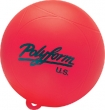 "WS-1 RED 8"" WATERSKI BUOY"