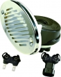 BOCINA ESCAMOTEABLE EN ACERO INOXIDABLE