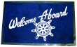 "ALFOMBRILLA ""WELCOME ABOARD"" 457mm x 686mm"