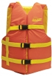 ORANGE/YELLOW UNIV VEST 30-52""