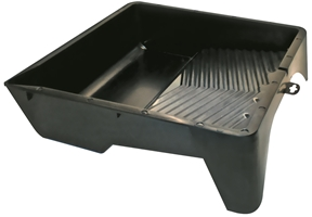 "PAINT TRAY-12"" WIDE BLACK"